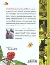 Gibier A Poil Et A Plume - 4ème de couverture - Format classique
