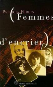 Femmes D Encrier - Couverture - Format classique