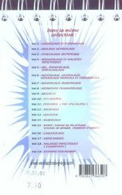 Le Carnet De Stage De L'Infirmiere T.19 ; Examens Biologiques - 4ème de couverture - Format classique
