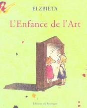 L'Enfance De L'Art - Intérieur - Format classique