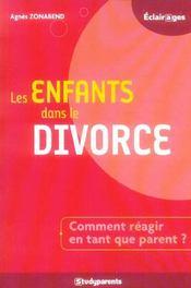 Les enfants dans le divorce - Intérieur - Format classique