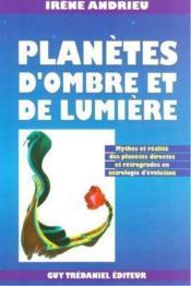 Planètes d'ombre et de lumiere - Couverture - Format classique