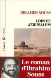 Loin De Jerusalem - Couverture - Format classique