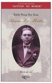 Pierre le Métis - Couverture - Format classique