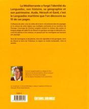 Connaitre Le Languedoc - 4ème de couverture - Format classique
