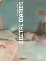 Digital diarries - Couverture - Format classique