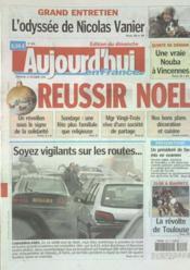 Aujourd'Hui En France N°1846 du 24/12/2006 - Couverture - Format classique