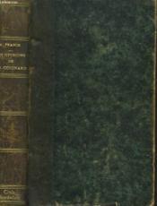 Les Opinions De M. Jerome Coignard, Recueillies Par Jacques Tournebroche. - Couverture - Format classique