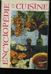 L'Encyclopedie De La Grande Et De La Petite Cuisine - Couverture - Format classique