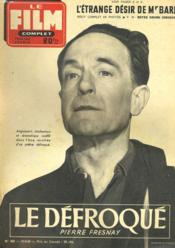 Film Complet N° 462 - Le Defroque - Couverture - Format classique