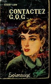 Contactez G.Q.G... - Couverture - Format classique
