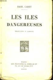 Les Iles Dangereuses - Couverture - Format classique