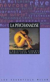 La Psychanalyse - Intérieur - Format classique