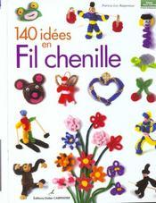140 idées en fil chenille - Intérieur - Format classique