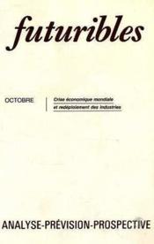Futuribles N.70 Octobre 1983 - Couverture - Format classique