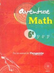 Aventure Math - Intérieur - Format classique