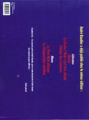 La Montee A L'E.N.A. - 4ème de couverture - Format classique