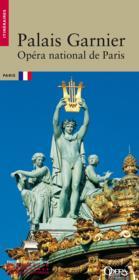 Le Palais Garnier - Couverture - Format classique