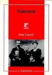 Simenon - Couverture - Format classique