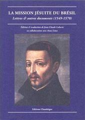 Les Jesuites Au Bresil - Couverture - Format classique
