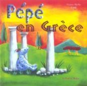 Pépé en grece - Couverture - Format classique