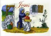 Carnet de coloriage ; vie de jésus - Couverture - Format classique