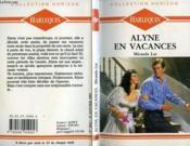 Alyne En Vacances - The Reluctant Lover - Couverture - Format classique