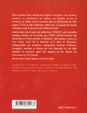 Dictionnaire De L'Asie Centrale - 4ème de couverture - Format classique