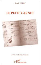 Le petit carnet - Couverture - Format classique