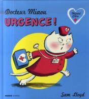 Docteur Miaou urgence ! - Couverture - Format classique