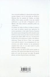 Petits Festins Et Desserts - 4ème de couverture - Format classique