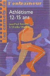 Athlétisme ; 12-15 ans - Intérieur - Format classique