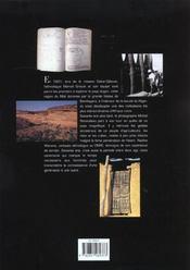 Dogon - 4ème de couverture - Format classique