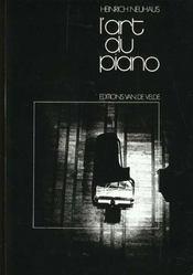 L'Art Du Piano --- Piano - Intérieur - Format classique