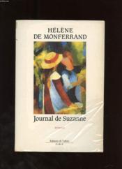 Journal de suzanne - Couverture - Format classique