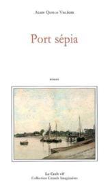 Port Sepia - Couverture - Format classique