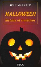 Halloween ; Histoire Et Tradition - Intérieur - Format classique