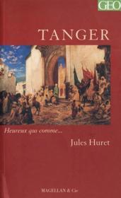 Tanger - Couverture - Format classique
