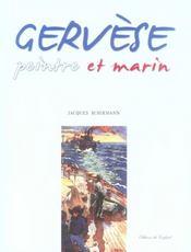 Gervese, peintre et marin - Intérieur - Format classique