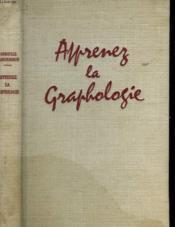 Apprenez La Graphologie, Cours Pratique En 15 Lecons - Couverture - Format classique