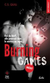Burning games  - C. S. Quill
