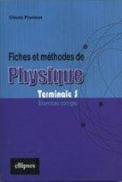 Fiches, Methodes - Intérieur - Format classique