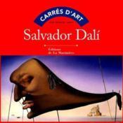 Salvador Dali - Couverture - Format classique