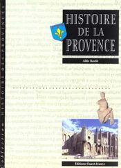 Histoire de la provence - Intérieur - Format classique