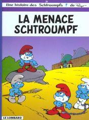 Les Schtroumpfs t.20 ; la menace Schtroumpf - Intérieur - Format classique