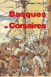Basques Et Corsaires - Couverture - Format classique