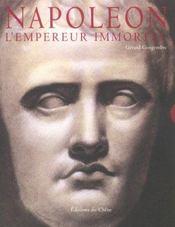 Napoleon l'empereur immortel - Intérieur - Format classique