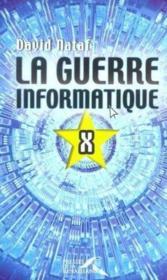 La Guerre Informatique - Couverture - Format classique