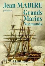 Grands Marins Normands - Couverture - Format classique