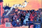 Carnets du Caire t.2 ; Goudah - 4ème de couverture - Format classique